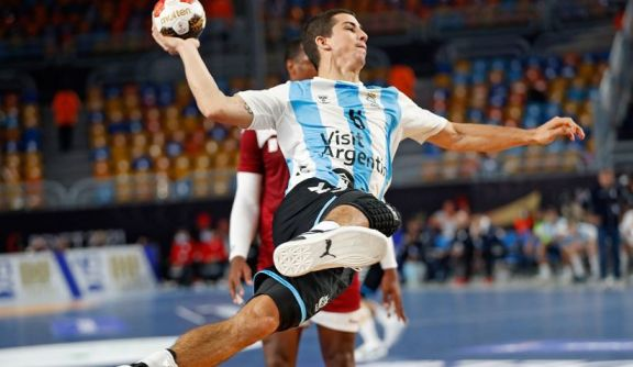 JJ.OO: Los Gladiadores inician su participación en los Juegos Olímpicos ante Francia