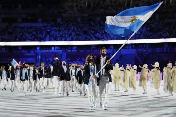 JJOO: La delegación de Argentina ya se presentó en los Juegos de Tokio