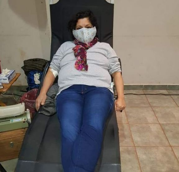 Este sábado se desarrollará una jornada de donación voluntaria de sangre en Montecarlo