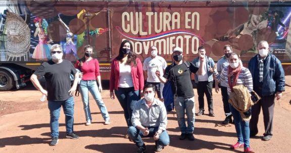 Cultura en Movimiento y Feria del Envasado en Garuhapé