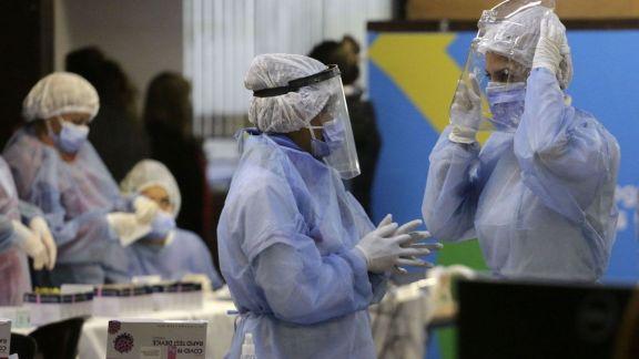 Informan otras 286 muertes y 15.622 nuevos casos positivos en el país
