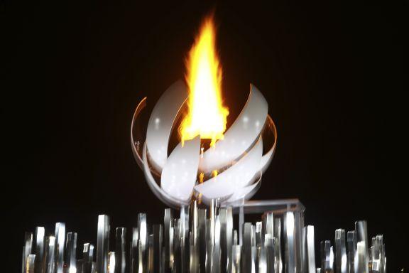 JJOO: Tokio tiene la primera llama olímpica que arde por hidrógeno