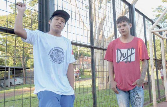 La banda Ñande Kuera lanzó el videoclip 'Joven Consciente'
