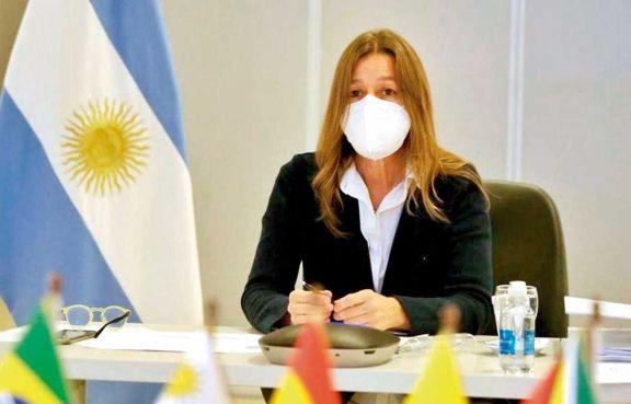 Frederic acusó a Bullrich  por el envío de armas a Bolivia