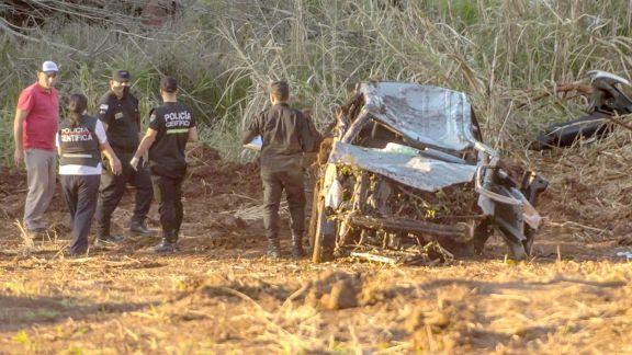 Pericias confirmarían que madre e hijo fallecieron tras el despiste