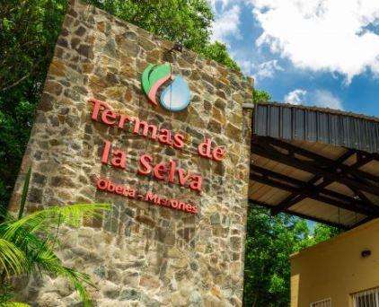 El Parque Termal de Oberá con varias propuestas para estas vacaciones de invierno