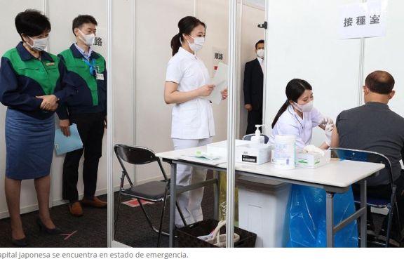 Tokio confirmó 123 casos de coronavirus relacionados con los Juegos