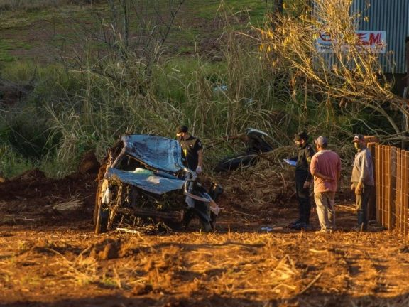 Valentina Patiño y su pequeño hijo Lázaro murieron ahogados, revelaron las autopsias