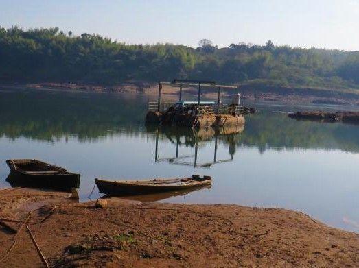 Preocupación en Esperanza por el abastecimiento de agua debido a la bajante del Paraná