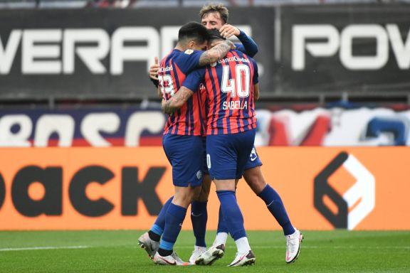 Liga Profesional: San Lorenzo sufrió pero derrotó a Central Córdoba