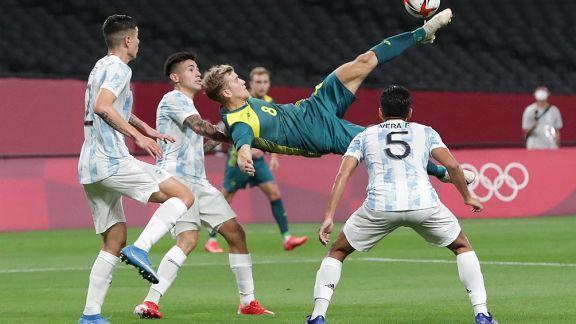 JJ.OO: Argentina va por una victoria crucial frente a Egipto para seguir con chances