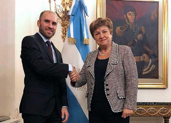Argentina sumará U$S 4.355 millones del FMI en agosto