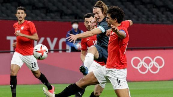 JJOO: Argentina se recuperó con una victoria ante Egipto