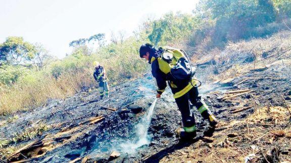 Preocupación en el Norte por alto riesgo de incendios