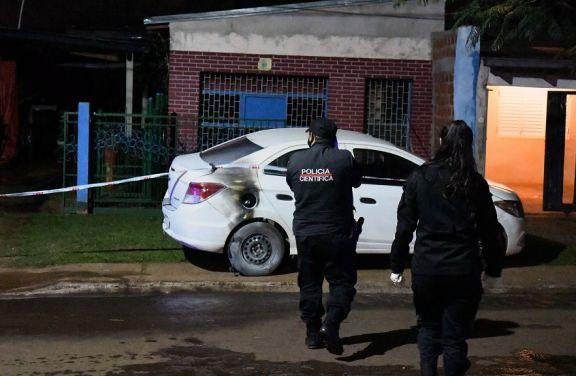 Anciano falleció calcinado tras un incendio en su vivienda en Posadas