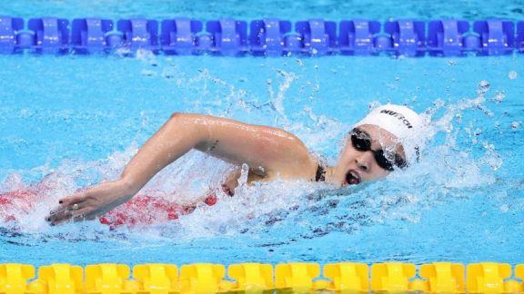 JJ.OO: Delfina Pignatiello se quedó sin final en su debut