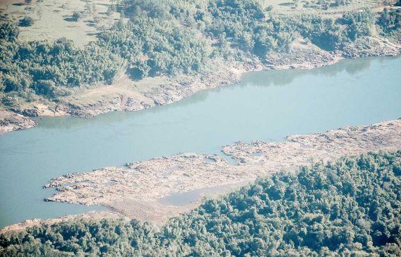 Afip asistirá a los afectados por la bajante del río Paraná