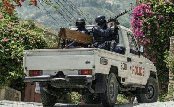 Arrestaron al jefe de seguridad del asesinado presidente de Haití