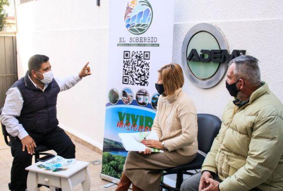 La localidad de El Soberbio lanzó la marca que la impulsará a nivel turístico