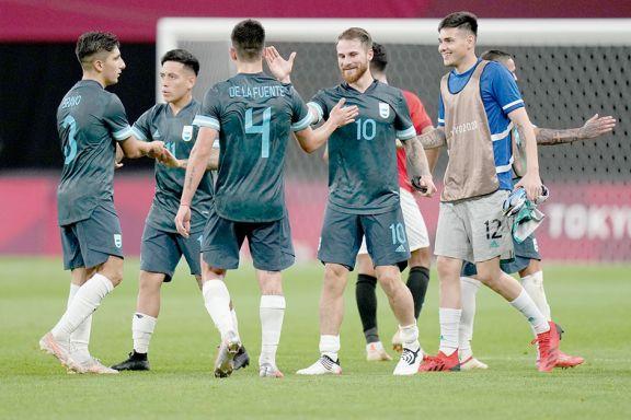 La sub 23 se juega todo ante España