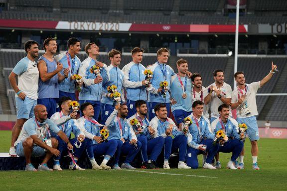 JJ.OO: ¡Primera medalla argentina! Los Pumas 7s son de bronce tras superar a Gran Bretaña