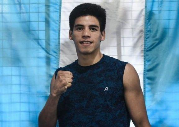 JJOO: Bebu Verón, un legado y una misión que va de la mano del boxeo