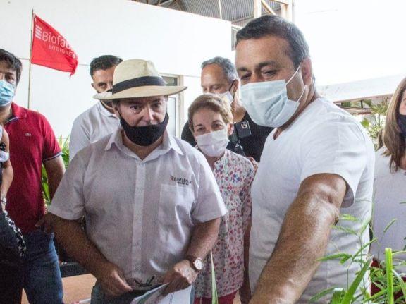 Biofábrica Misiones renovó autoridades y ratificó a Cabral en la presidencia