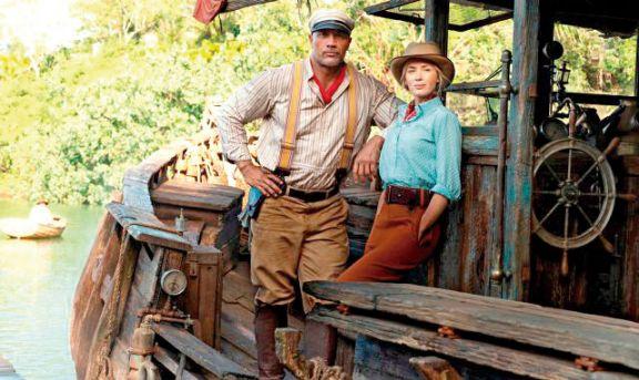 'Jungle Cruise',  estreno hoy  en el Imax