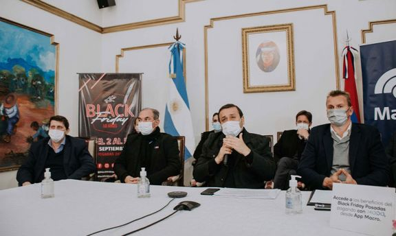 Misiones implementará el pasaporte sanitario para ampliar aforos