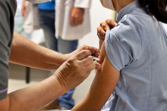 Estudio hecho en el Pediátrico ratifica la  alta eficacia de la vacuna