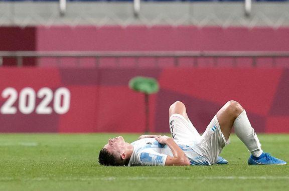 Fútbol: adiós al sueño