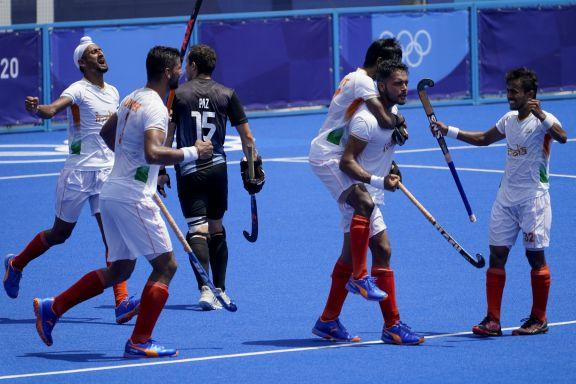 JJOO: Los Leones pierden ante la India y comprometen su acceso a cuartos