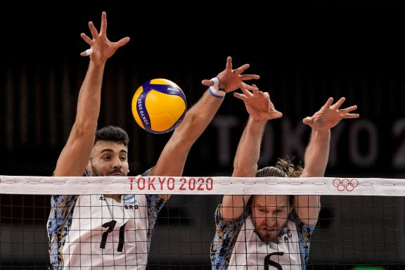 JJOO: Argentina intenta alcanzar su primera final olímpica en vóleibol ante Francia