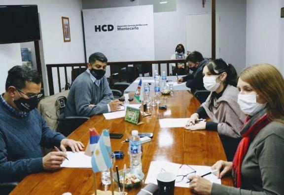 Declaran de interés municipal las actividades en el marco de la semana de la lactancia en Montecarlo