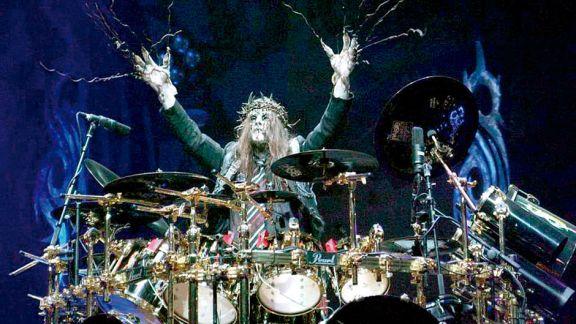 Murió el baterista Joey Jordison, fundador de Slipknot