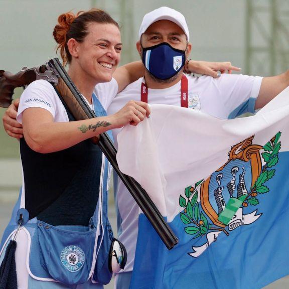 El país más chico del mundo ganó una medalla olímpica