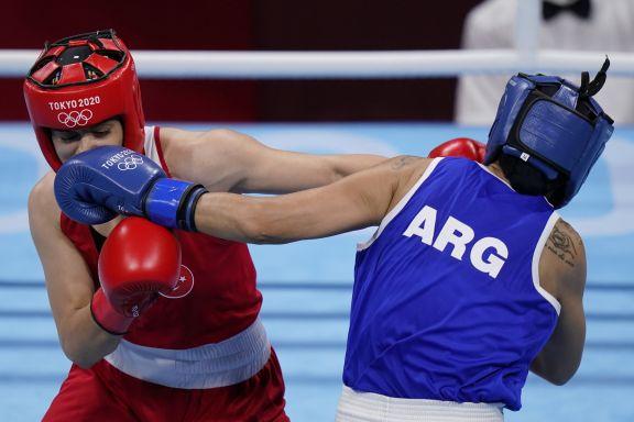 JJOO: Dayana Sánchez cae en una pelea fundacional para el boxeo olímpico argentino