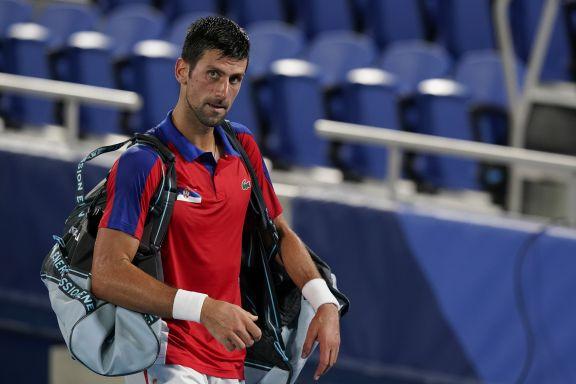 JJOO: Se terminó el sueño dorado de Djokovic y la final del tenes será entre Zverev y Khachanov