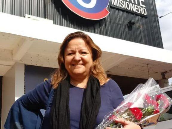 Pesar en Eldorado tras el fallecimiento de la periodista Sonia Ríos