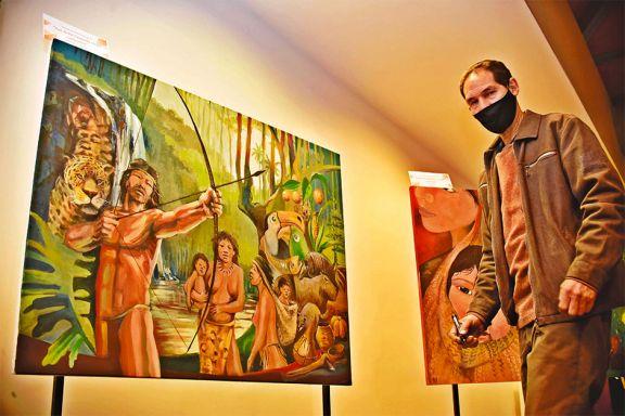 Simbolizar historia con el arte