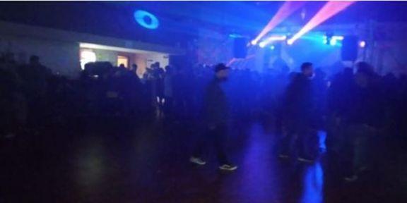 Finalizaron una fiesta con más de 100 personas en un hotel de las 600 hectáreas de Iguazú