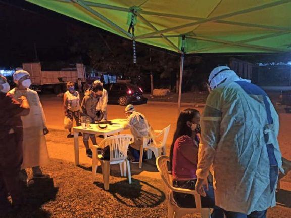 Covid-19: se aplicaron alrededor de 19 mil vacunas en Ituzaingó