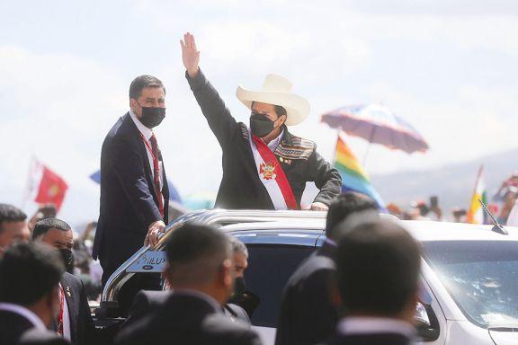 Los pro y los contra del  nuevo presidente peruano