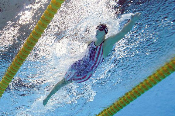 Juegos Olímpicos: logró el oro  en su categoría por 3ª vez al hilo