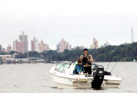 Hoy, el Campeonato Internacional de Pesca de la Piraña