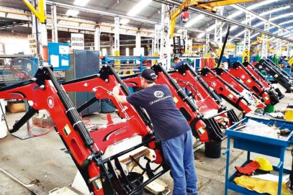 La actividad metalúrgica hilvanó su décimo mes consecutivo de crecimiento