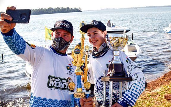 Pesca de trofeos