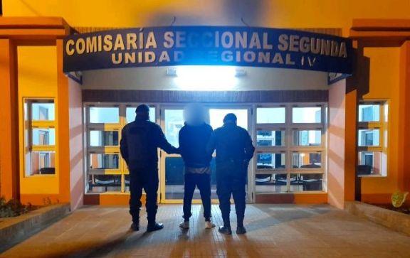 Tres detenidos por distintos hechos de violencia de género