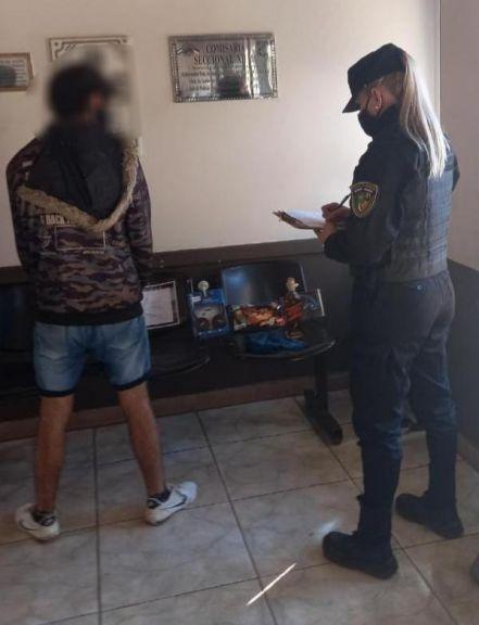 Quiso robar un supermercado en Posadas y fue atrapado
