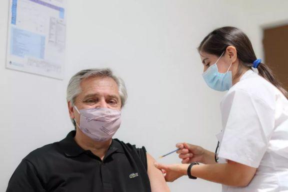 El 55% de los argentinos tiene al menos una dosis de vacuna contra el coronavirus